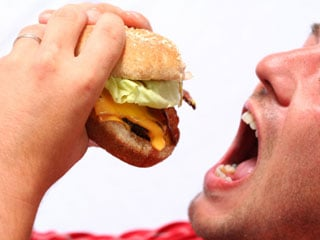 With so many components of fast food being fried or greasy, it doesn't take long for the calories and fat to add up. (©iStockphoto.com/Isabelle Limbach