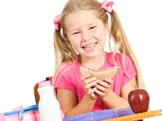 Healthy lunch boxes should include nutrients such as protein, calcium and carbohydrates. (©iStockphoto.com/Sean Locke)